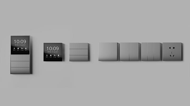 欧瑞博发布全新MixPad系列,一个智能开关搞定全屋智能